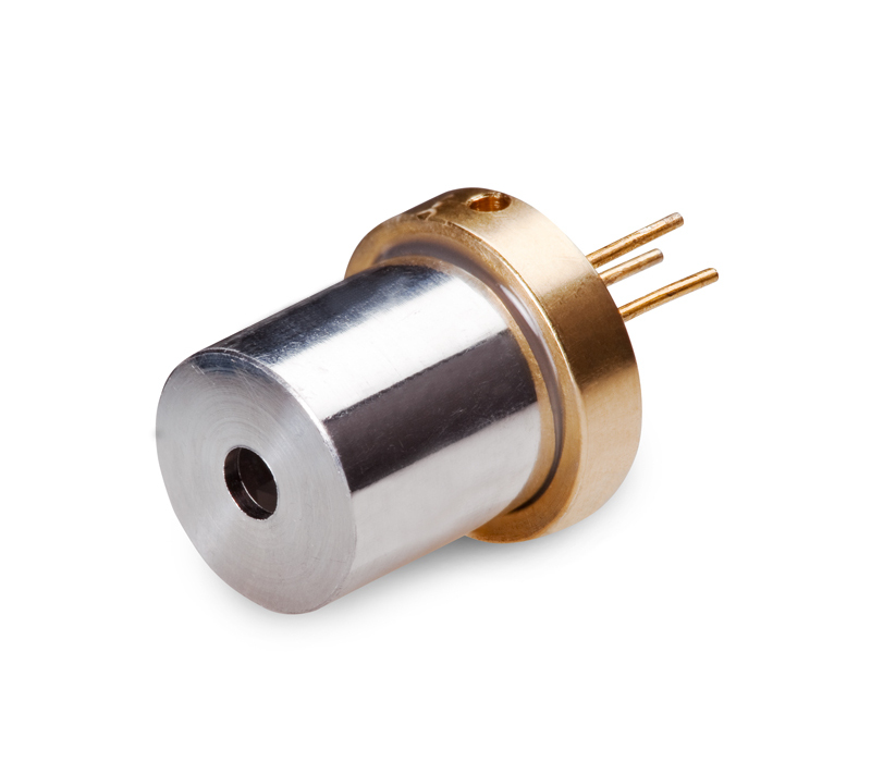 Narrow Linewidth, High Power, Single Mode Collimated Output Beam Laser Diode