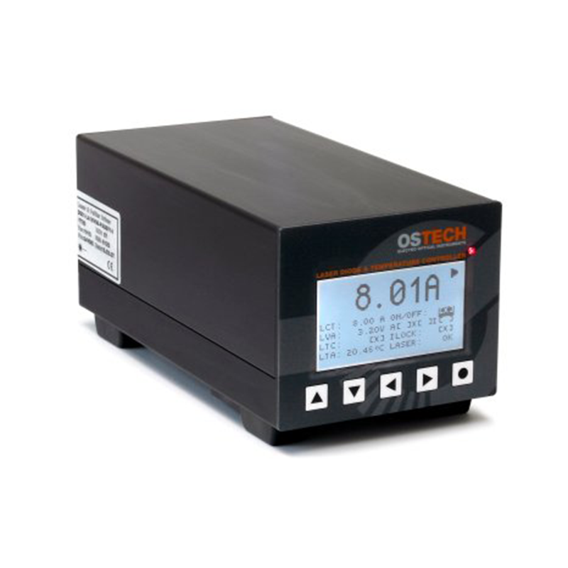 Precision Benchtop 27 Amp, 24 Volt Laser Diode Driver / Current Source for High Power Multi-Single Emitters and Series Connected Lasers
