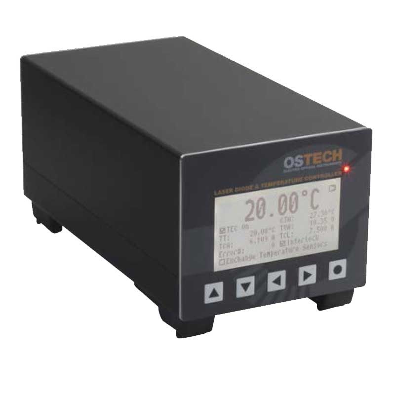 Precision 180 Watt High Power Laser Diode Thermoelectric Temperature Controller