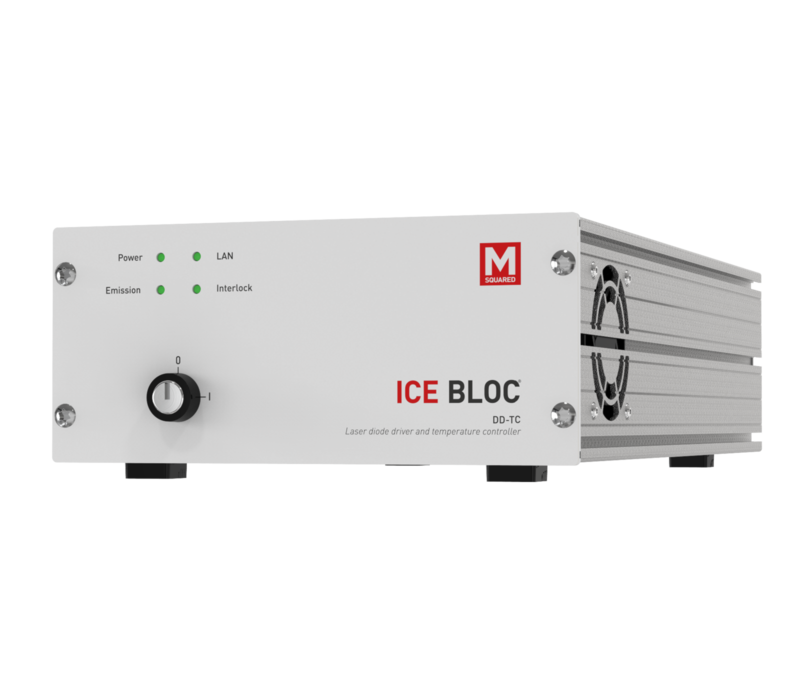 4 Channel Bi-polar TEC Controller with Ethernet Communication from ICE BLOC