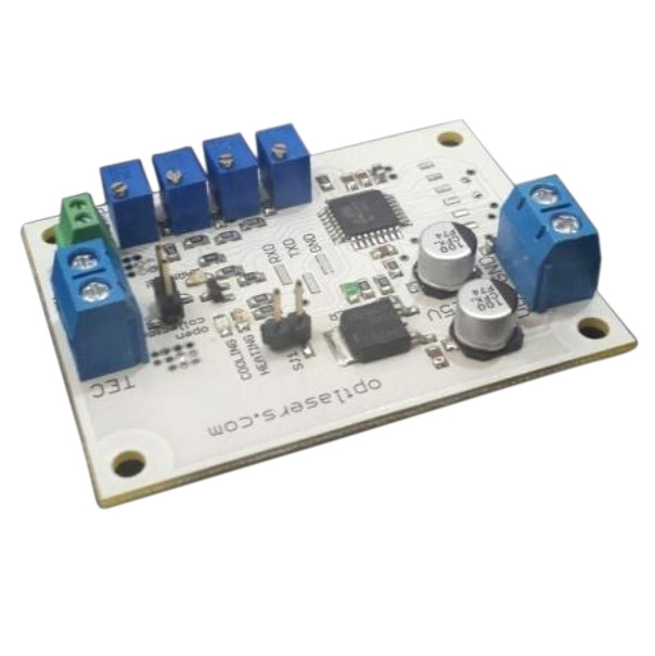 Low Cost Laser Diode TEC Controller, 120 Watts Output Power