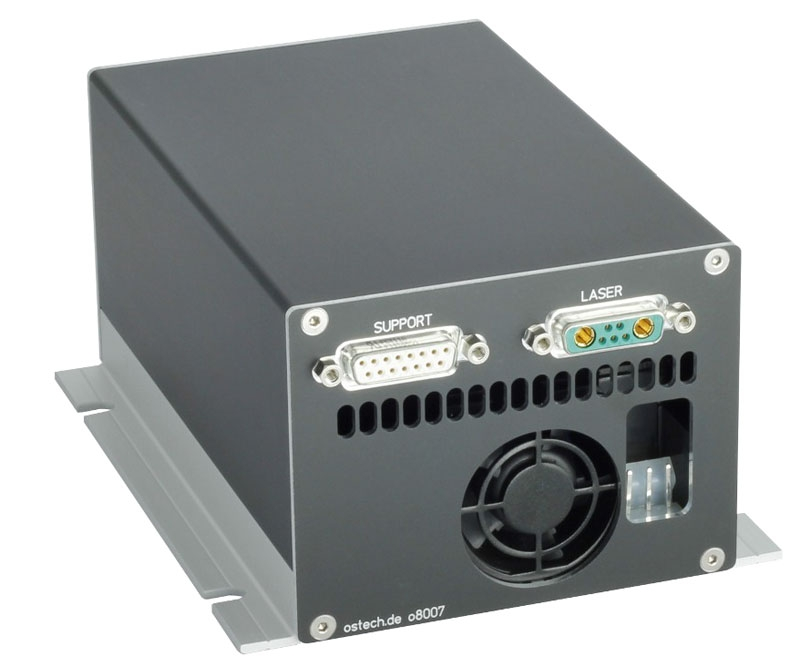 High Performance, High Power Laser Diode Controller Module