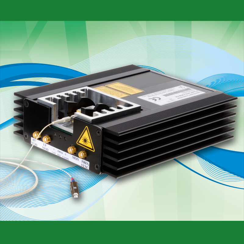 Low Noise, Integrated Laser Diode Controller and Butterfly Packaged LD Mount